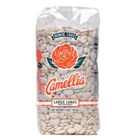 Camellia Large Lima Beans (4 lbs.)