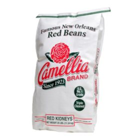 Camellia Red Kidney Beans (25 lbs.)