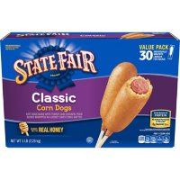 State Fair Classic Corn Dogs, Frozen (30 ct.)