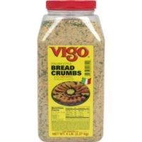 Vigo Italian Bread Crumbs (5 lbs.)