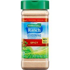 Hidden Valley Spicy Ranch Seasoning, Dip, & Salad Dressing Mix (16 oz.)