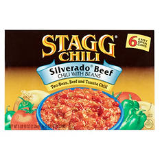 Stagg Silverado Beef Chili with Beans (15 oz., 6 ct.)