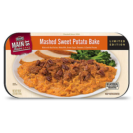 Main St. Bistro Mashed Sweet Potato Bake (40 oz.)