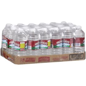 Arrowhead 100% Mountain Spring Water (16oz / 24pk)