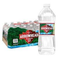 Arrowhead 100% Mountain Spring Water (20oz / 28pk)