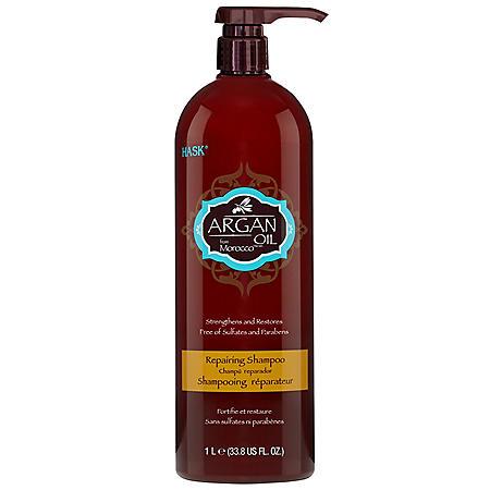 HASK Argan Oil Repairing Shampoo (33.8 fl. oz.)