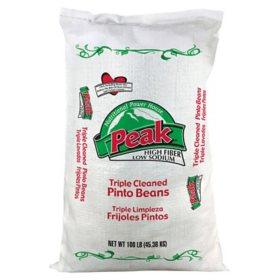 Peak Pinto Beans (100 lbs.)