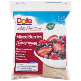 Dole Mixed Berries with Pomegranate (48 oz.)