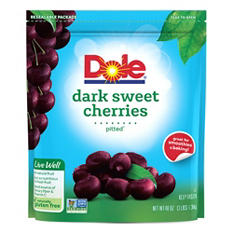Dole Dark Sweet Cherries, Frozen (48 oz.)