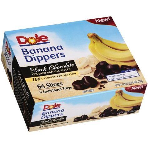 Dole? Banana Dippers - 24.8 oz.