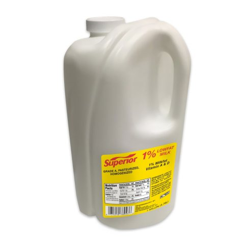 Superior 1% Lowfat Milk (1 gal.)