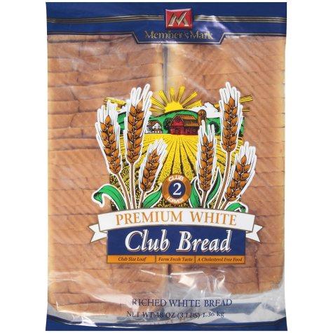 Member's Mark Club Bread Regular (48 oz.)