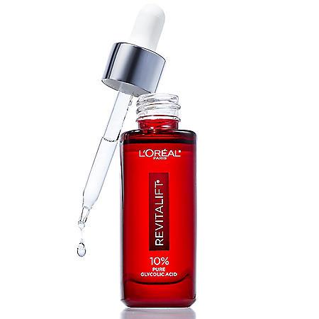 L'Oreal Paris Revitalift Glycolic Acid Serum (1.69 fl. oz.)