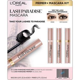 L'Oreal Paris Lash Paradise Mascara and Primer Kit