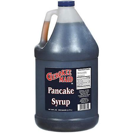 Cherokee Maid Pancake Syrup (1 gal.)