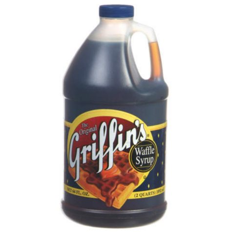 The Original Griffin's® Waffle Syrup - 64 oz. jug