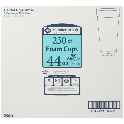 Disposable Cold Cups: Paper, Plastic, & Styrofoam Cups