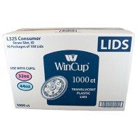 Wincup Translucent Plastic Lids (32 - 44 oz., 1000 ct.)