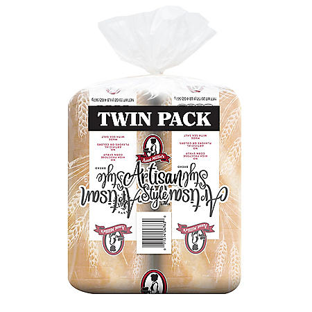 Aunt Millie's Artisan Bread (20 oz., 2 ct.)