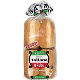 Schwebel's Sliced 'taliano Subs (24oz)