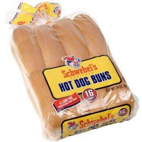 Schwebel's Hot Dog Buns (16 ct.)