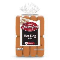 Freihofer's Hot Dog Rolls (24oz)