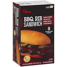 Pierre™ BBQ Rib Sandwich - 8 ct.
