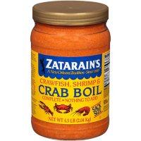 Zatarain's Crawfish, Shrimp and Crab Boil (4.5 lbs.)