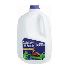 Meadowbrook Skim Milk (1 gal.)