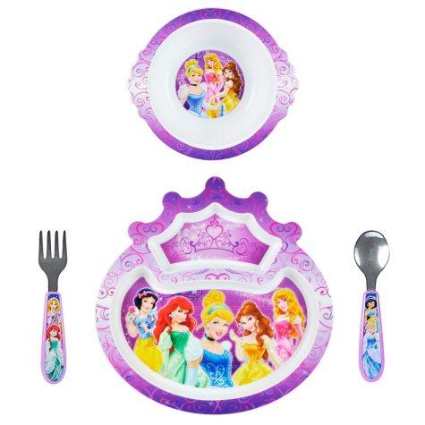 TOMY Disney Princess Feeding Set (4 pc. set)