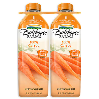 Bolthouse Farms Carrot Juice - 2 / 32 oz.