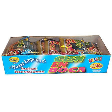 Cien en Boca Cookies (1.25 oz., 12 ct.)
