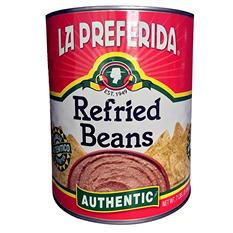 La Preferida Authentic Refried Beans (7 lb.)