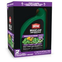 Ortho WeedClear Lawn Weed Killer Ready-to-Use1 2-Pack