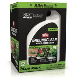 Ortho Groundclear Weed & Grass Killer Ready-to-Use 1 gal. 2-Pack