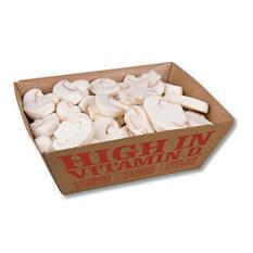 Mushroom Sliced - 16 oz.