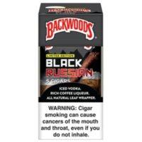 Backwoods Black Russian Cigars (5 ct., 8 pk. Box)