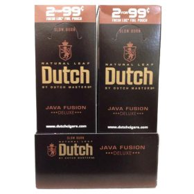 Dutch Masters Cigarillos Java Fusion (30 ct., 2 pk.) Promo Item