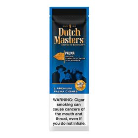 Dutch Masters Palma Cigarillos (2 pk., 30 ct.)