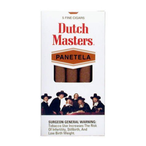 Dutch Masters Corona Deluxe 4/5 pk.