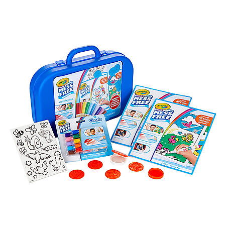 Crayola Color Wonder Mess Free Activity Set with Storage Case
