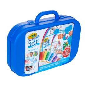 Crayola Color Wonder Mess Free Activity Set with Storage ...