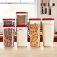 Rubbermaid Modular Food Storage and Pantry 12-Piece Set