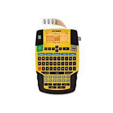 DYMO - Rhino 4200 Basic Industrial Handheld Label Maker, 1 Line -  8w x 12d x 2-1/2h