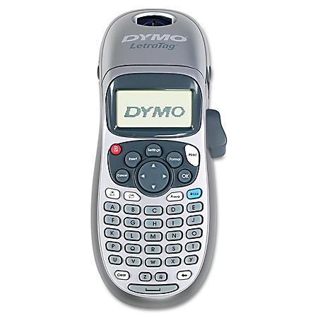 DYMO LetraTag - LT-100H Plus Personal Label Maker Kit