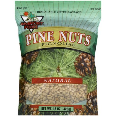 Amport® Foods Pine Nuts - 15oz