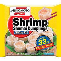 Ajinomoto Shrimp Shumai Dumplings (17.46 oz.)