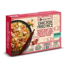 Member's Mark Chicken Fried Rice by Ajinomoto (9 oz., 6 ct.)