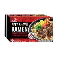 Ajinomoto Beef Shoyu Ramen Bowls, Frozen  (9 oz. bowls, 4 ct.)