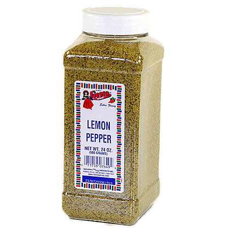 Fiesta Lemon Pepper - 24 oz.